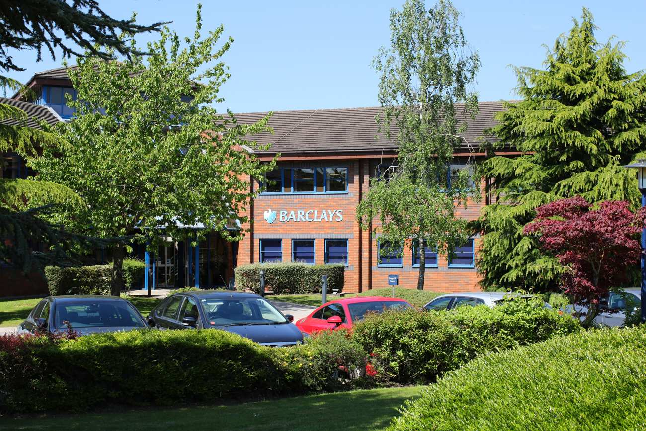 Gadbrook Park Barclays Offices